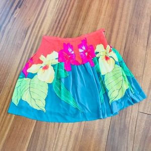 Bandolino tropical 🏝 skirt